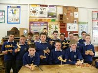 yr one woodwork 2013